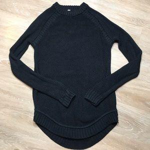Lululemon Knitted Sweater